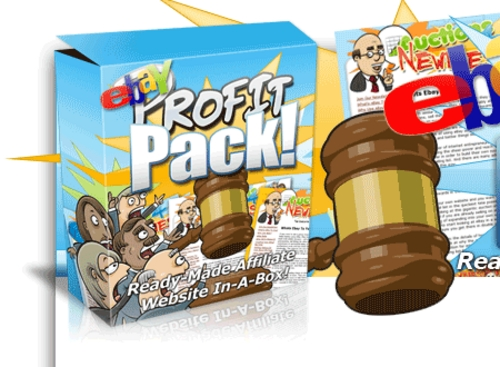 Product picture Ebay Profit Pack