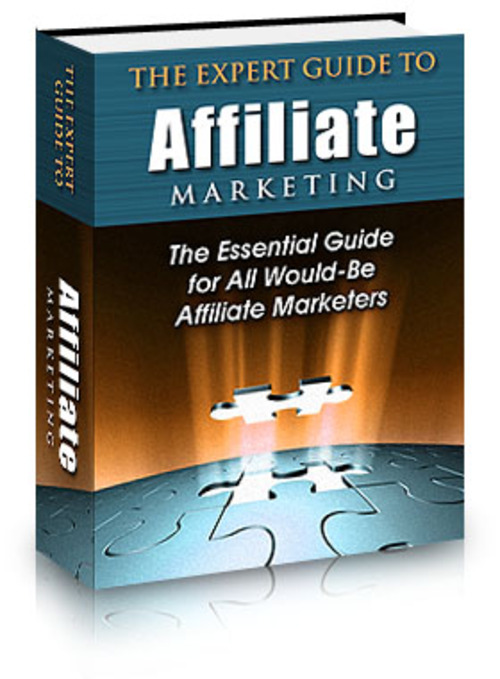 Product picture The Expert Guide To Affiliate Marketing