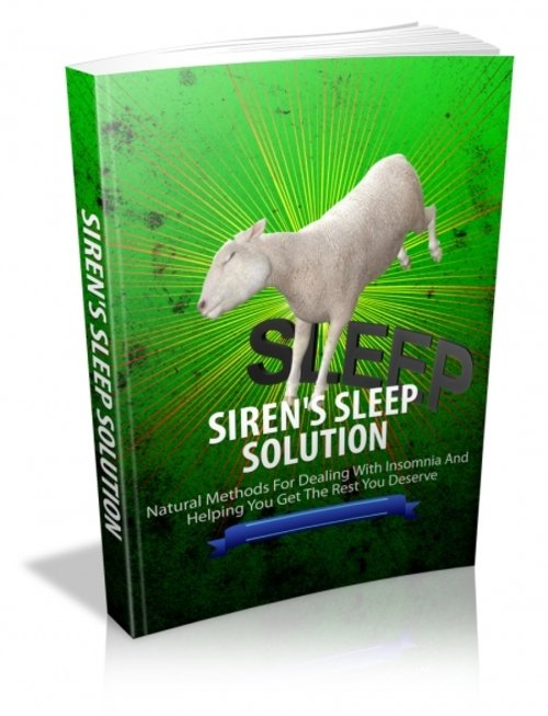Product picture Sirens Sleep Solution